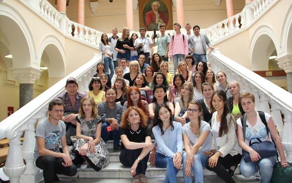 Образовательный проект «Опыт освещения межнациональных отношений»