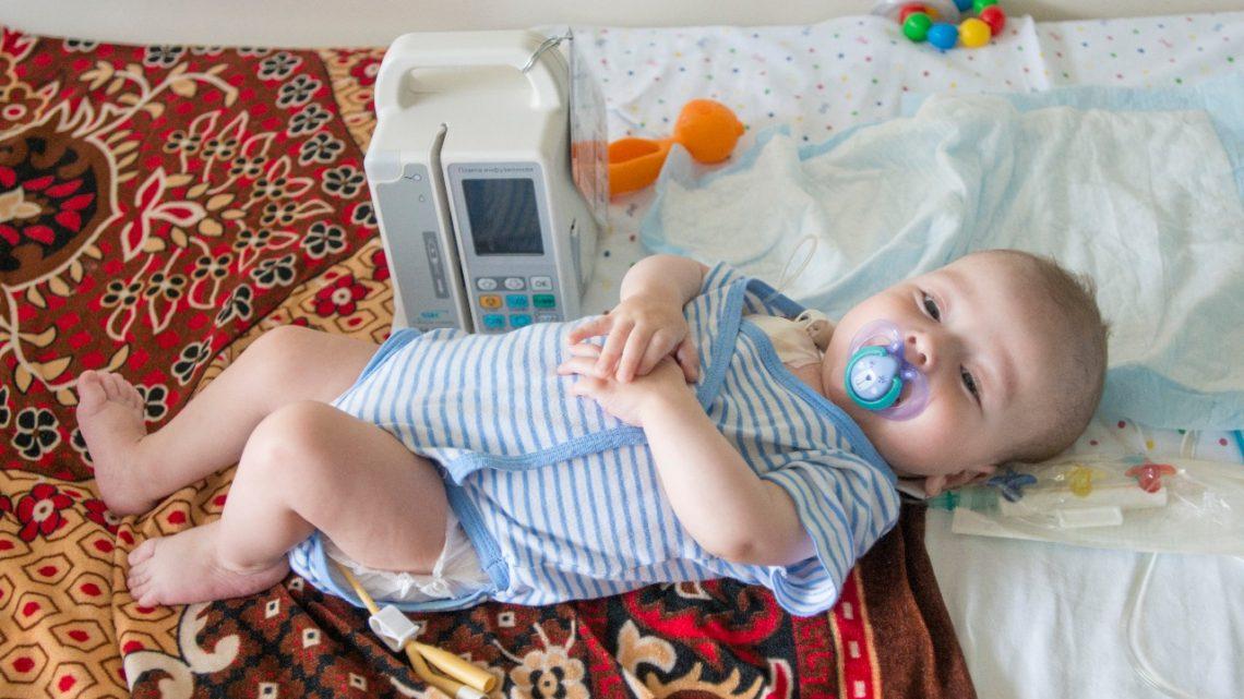 Шаг за шагом. Лечение многократно оперированных детей