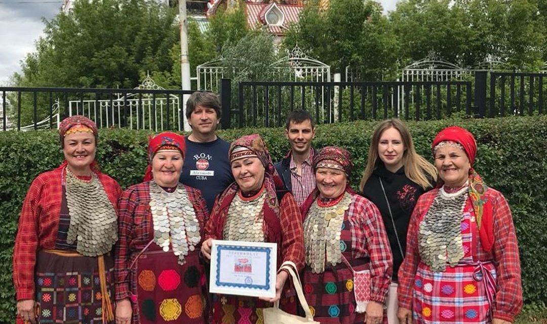 Бурановские Бабушки запустили флешмоб в поддержку Благотворительного проекта адресной помощи «Ты есть Добро»!