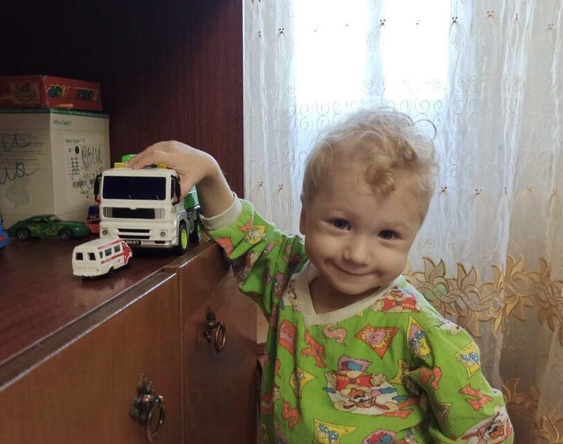 Очередная посылка Семёну Чернышеву